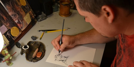 My Secrets Exposed: True Confessions of a Professional Illustrator
