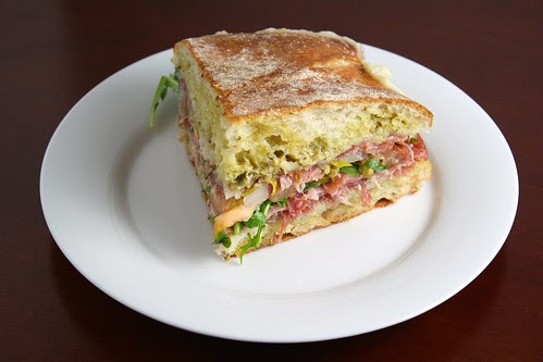 End-Of-The-Week Deli Sandwich