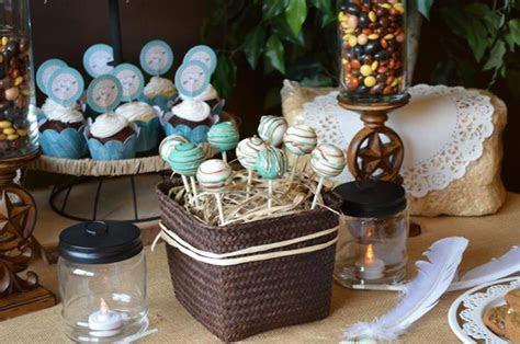 Kara's Party Ideas Shabby Chic Western Wedding Bridal