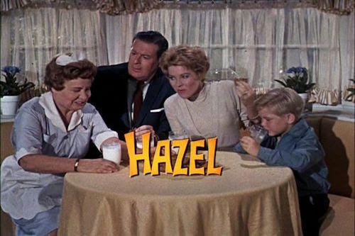Hazel Title Card