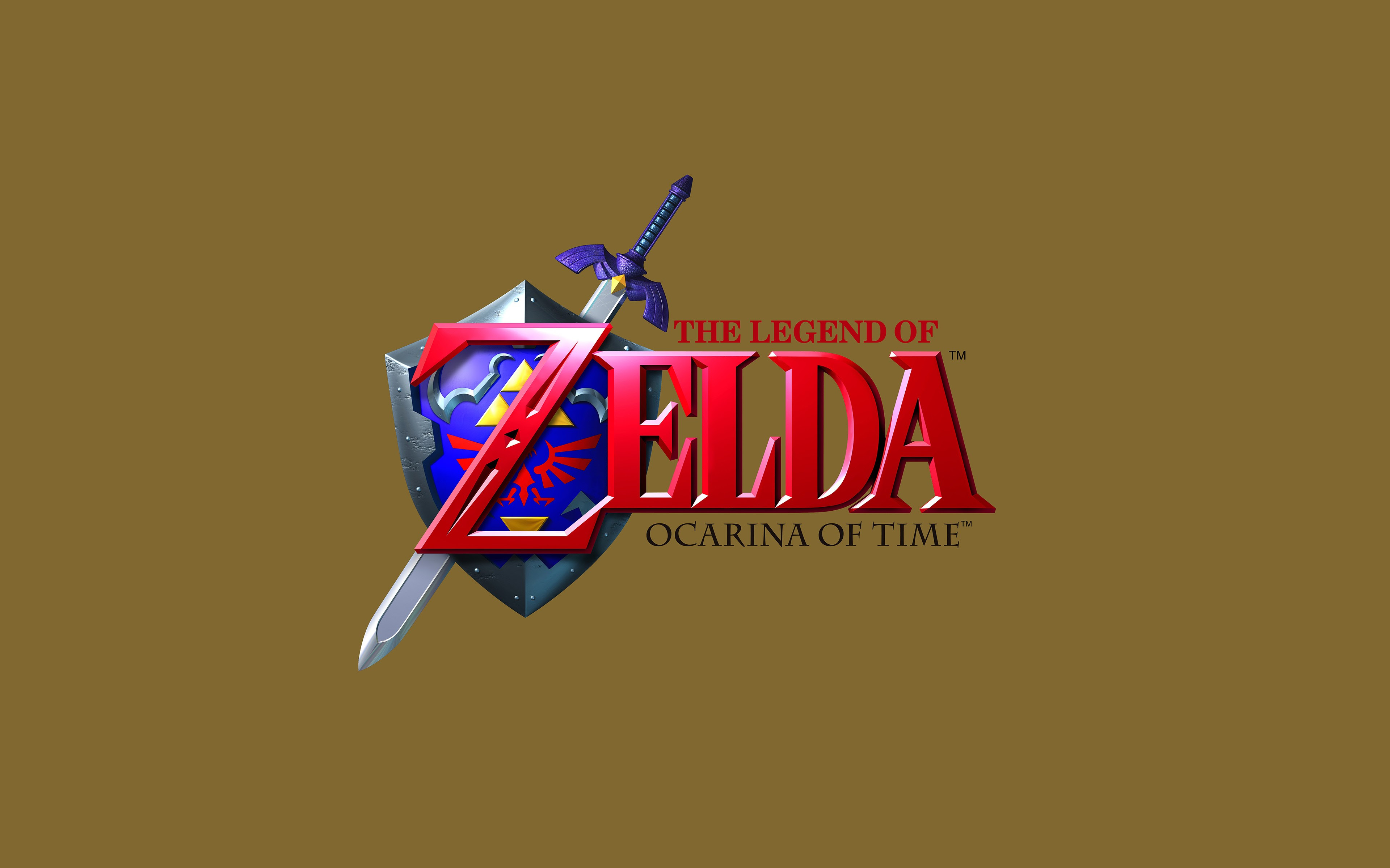 The Legend Of Zelda Ocarina Of Time Video Games Simple