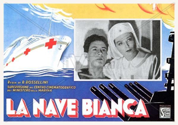 Resultado de imagem para la nave bianca poster