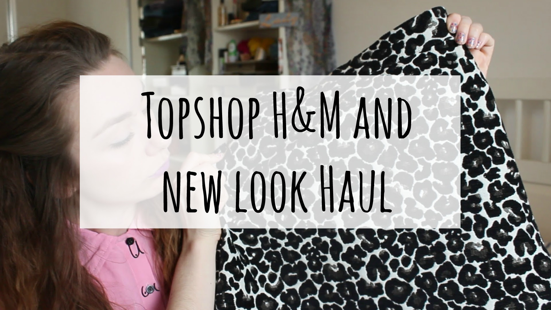 Topshop, H&M and New Look haul video 2016