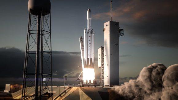 Falcon Heavy (SpaceX).