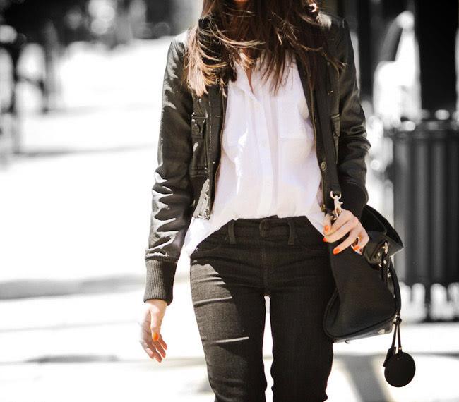 Fashion outfit, Bomber Jacket, Asos Pumpkin heels