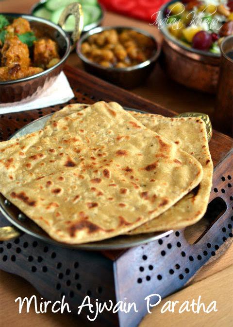 Mirch-Ajwain-Paratha-Easy-Paratha-Recipe