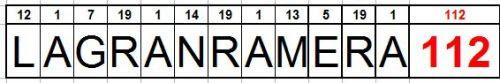 LA GRAN RAMERA 112