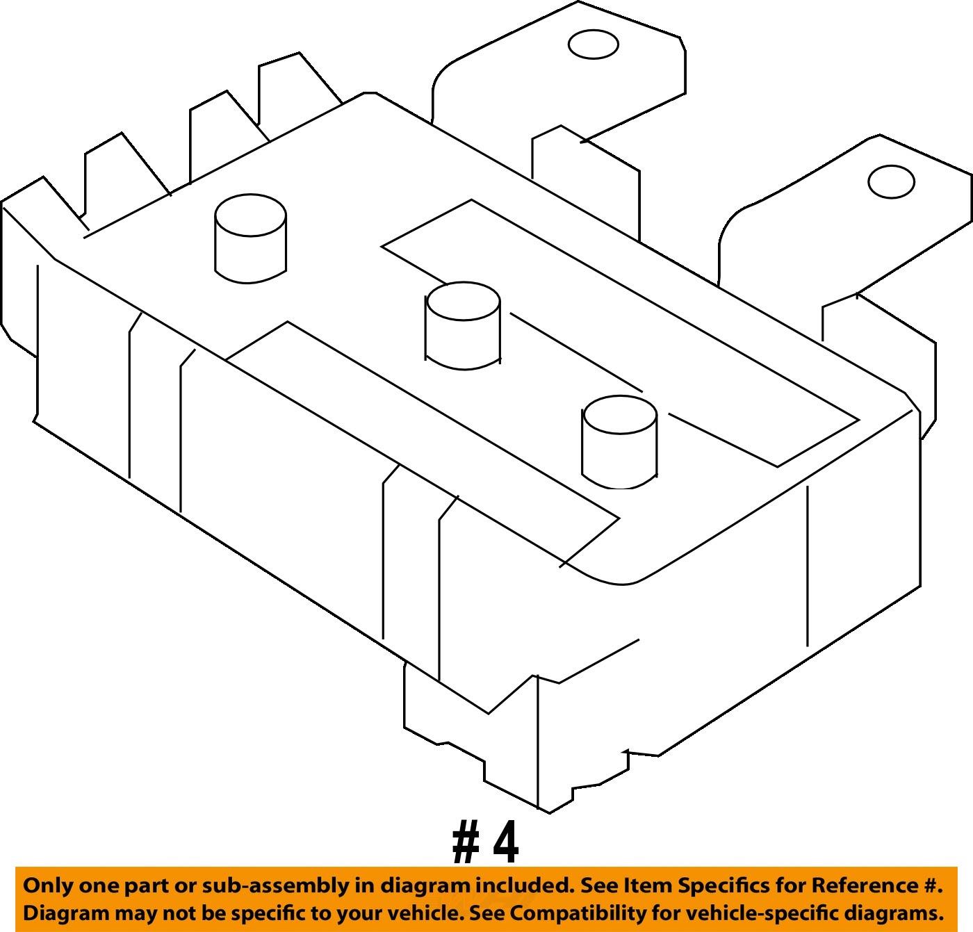 2008 Hyundai Fuse Box Diagram
