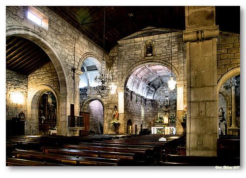 Interior da Igreja de Ponte Lima #2 by VRfoto