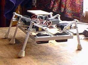 Các dự án Robot điều khiển vi điều khiển