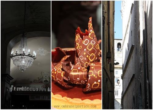 Collage Eurochocolate Perugia