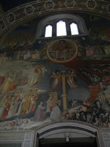 DSCN0707 _ Giotto Frescoes in Scrovegni Chapel, Padova, 12 October