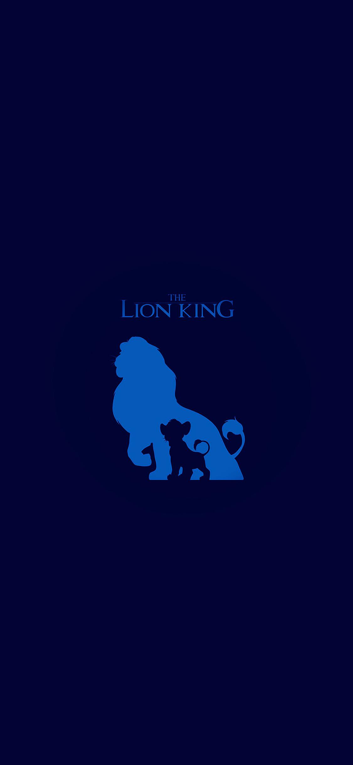 | af43-the-lion-king-blue-minimal-art