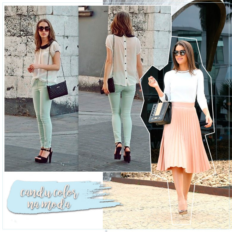 moda candy color