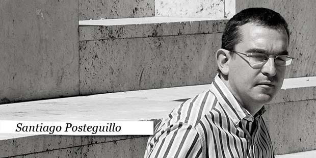 Entrevista con de Santiago Posteguillo