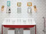 15 Bright Ideas for Kids' Bathrooms (14 photos)