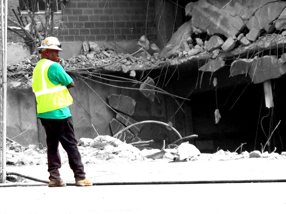 QCS demolition