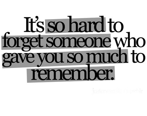 Hard Getting Over Someone Quote Quote Number 678420 Picture Quotes