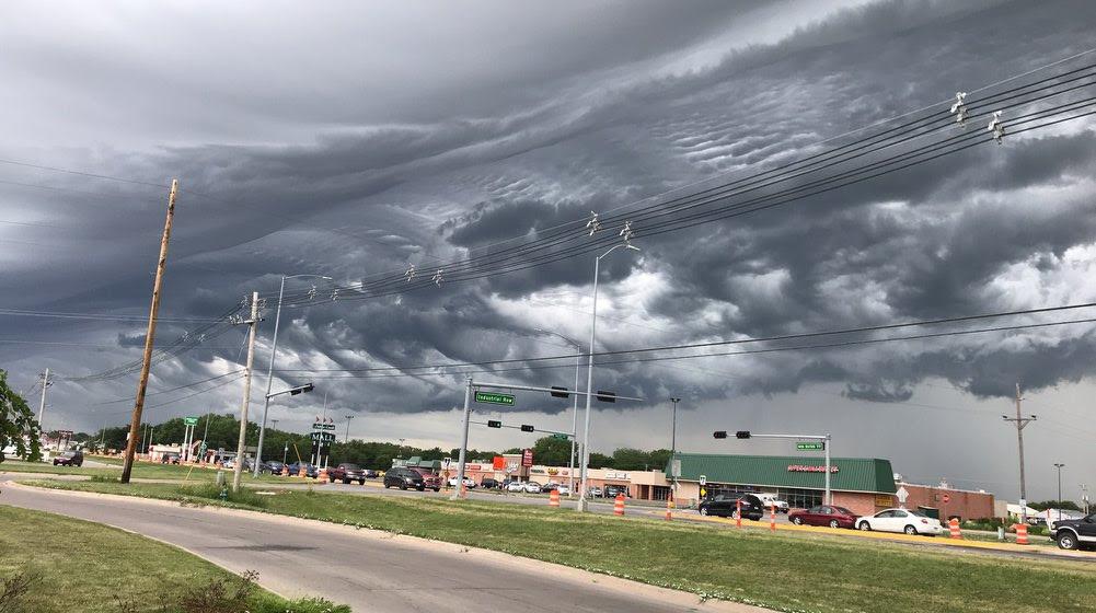 nebraska τρελά σύννεφα, παράξενα σύννεφα nebraka, καταπληκτικά σύννεφα nebraka
