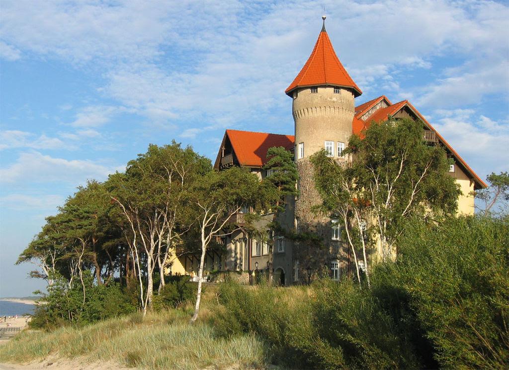 Hotel Zamek Neptun Noclegi Nad Morzem Zaplanuj Swój Wyjazd Z