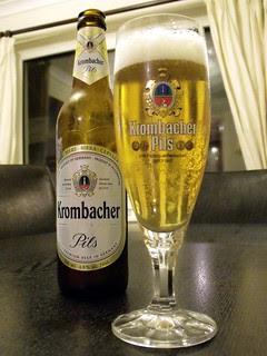 52 beers 5 - 13, Krombacher, Krombacher Pils, Gemany