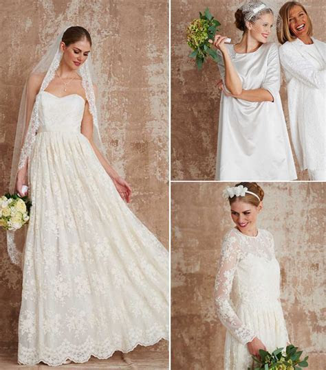 Modern Bride: 5 New Sewing Patterns for Women ? Sewing