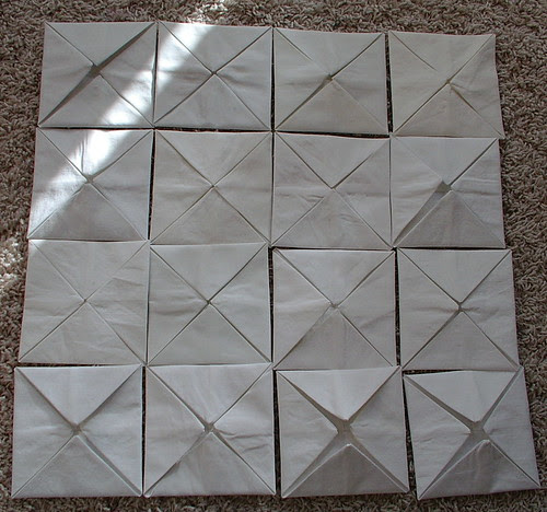 20a layout square