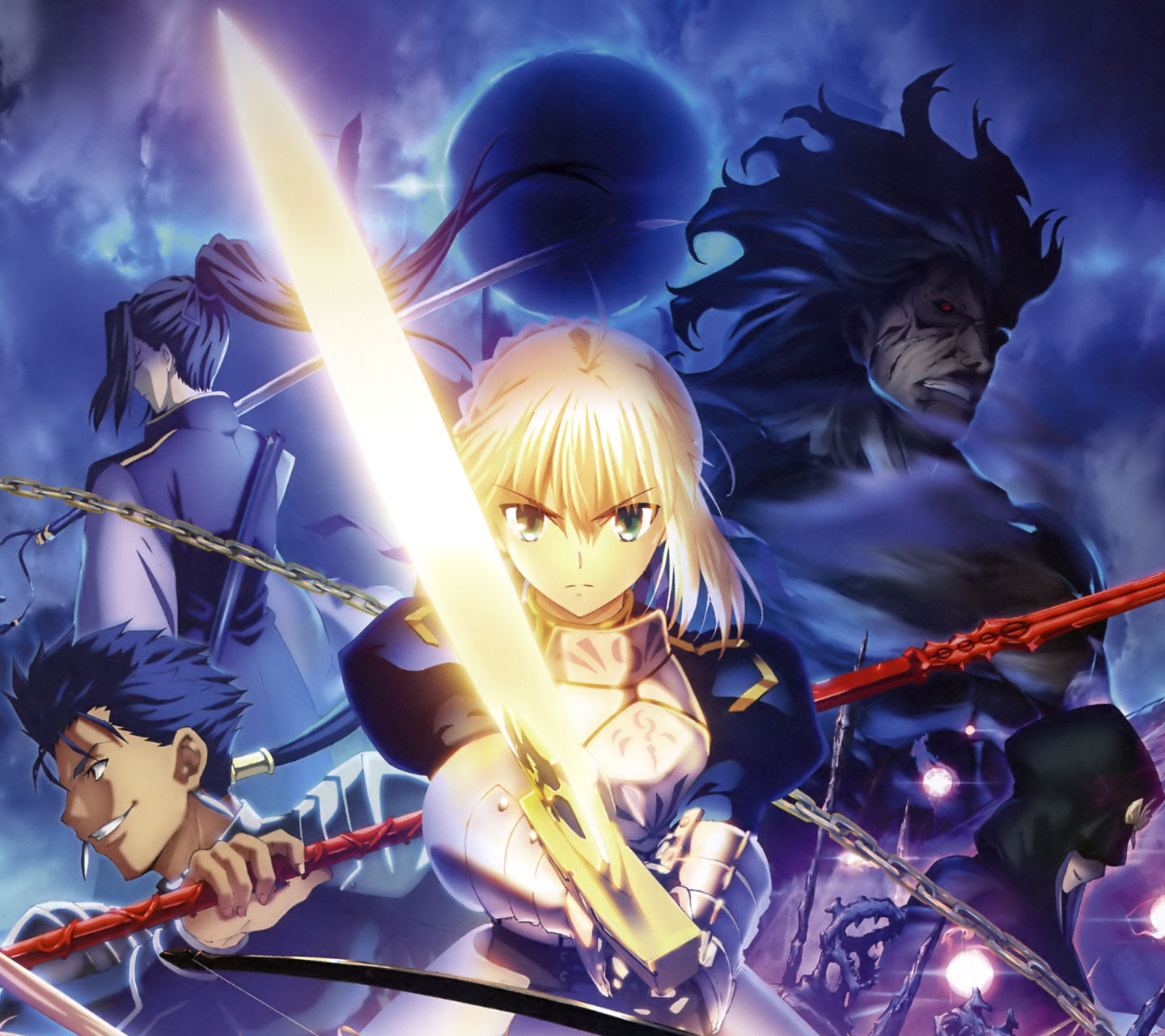 Fate Stay Night Android壁紙 画像 4 1440 1280 アニメ壁紙