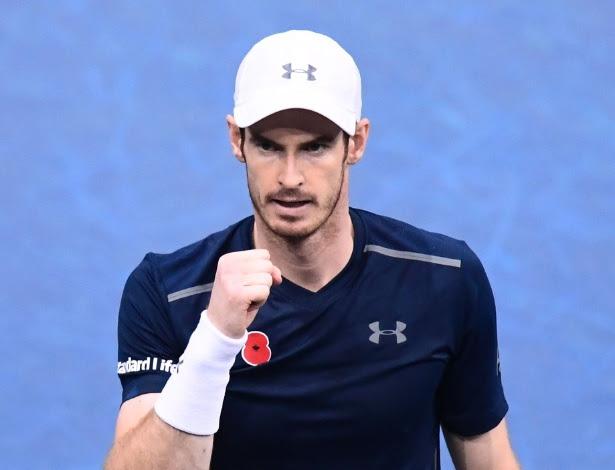 Andy Murray é o novo número um do mundo