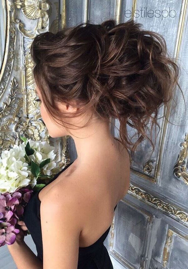 75 Chic Wedding Hair Updos for Elegant Brides | Deer Pearl Flowers