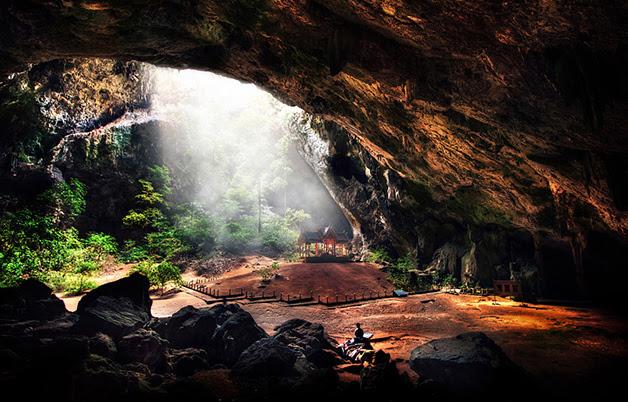 Caverna de Phraya Nakhon