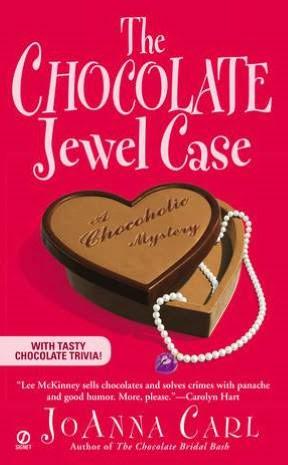 The Chocolate Jewel Case (Chocoholic Series #7)