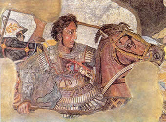 Alexandre, possivelmente por Apeles