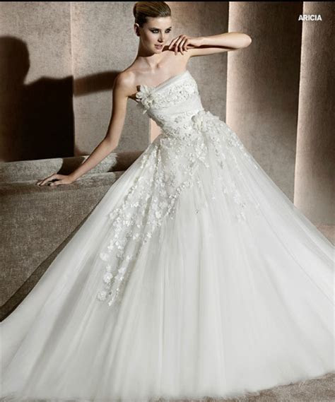 Elie by Elie Saab Wedding Gowns   2012 Collection   BNL