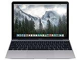 APPLE MacBook (1.1GHzデュアルコア Intel CoreMプロセッサ/12型/8GB/256GB/USB-C/スペースグレイ) MJY32J/A