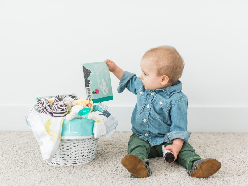 Easter Basket Ideas For Toddlers Rhiannon Bosse Michigan Weddings