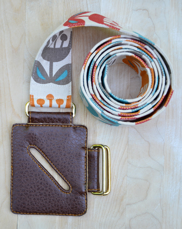 Guest Post Book Strap Tutorial How About Orange