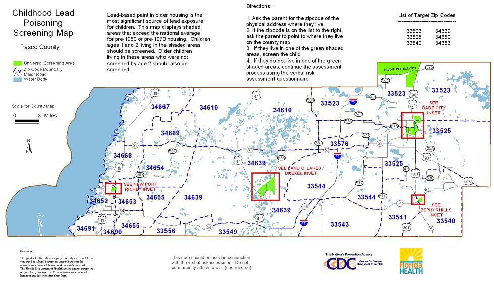 miami dade county zip code map