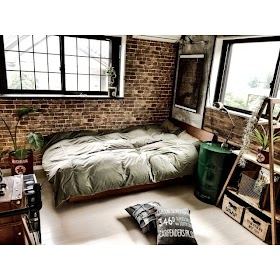 有益 インダストリアル 寝室 i3lg05