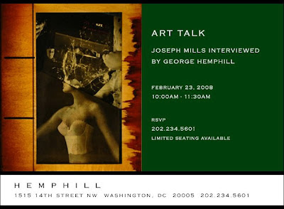 Joseph Mills Interviewed by George Hemphill