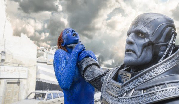 Latest X-Men: Apocalypse Character Promo Focuses On Olivia Munn's ...
