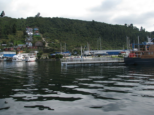 high tide P Montt