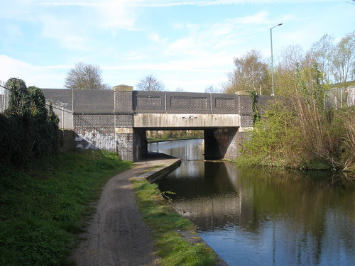 Anchor Bridge, Wyrley & Essington Canal