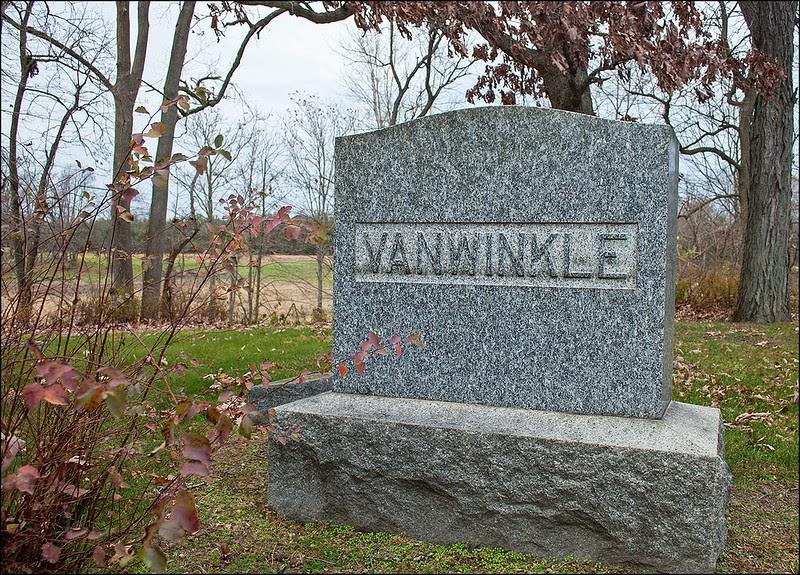 R.I.P. VANWINKLE