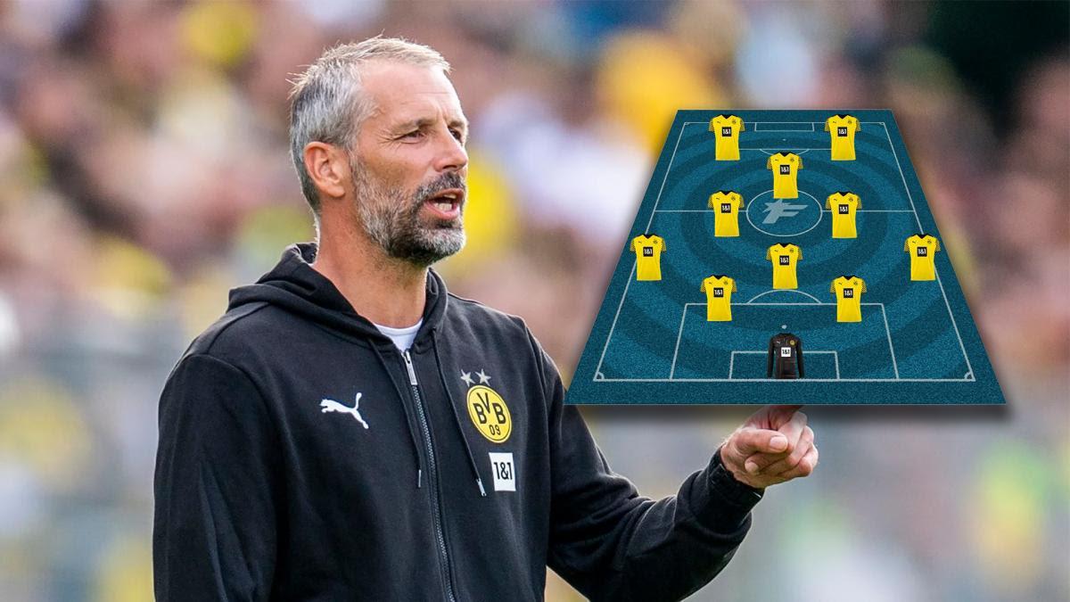 Besiktas - Borussia Dortmund: So könnte der BVB spielen