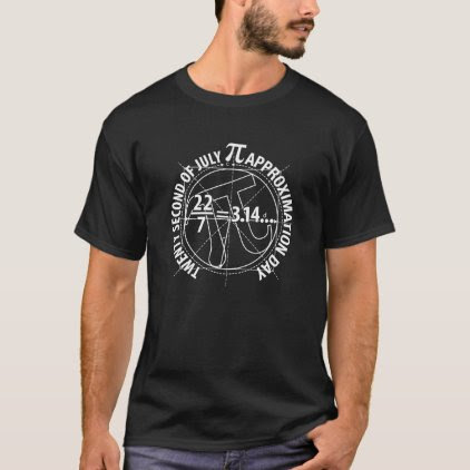 Another Pi Day! Pi Approximation Day T-Shirt