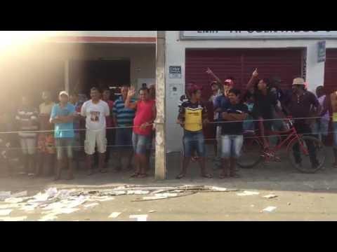 Vídeo: mais uma explosão em Banco do Brasil no sertão