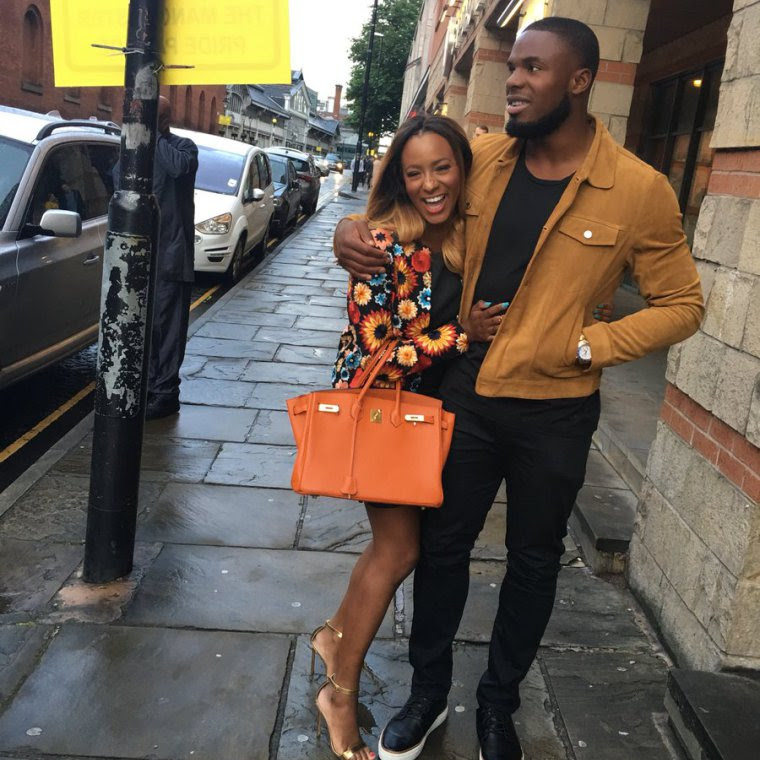 DJ Cuppy Finally Reveals True Status of Her Relationship with Victor Anichebe