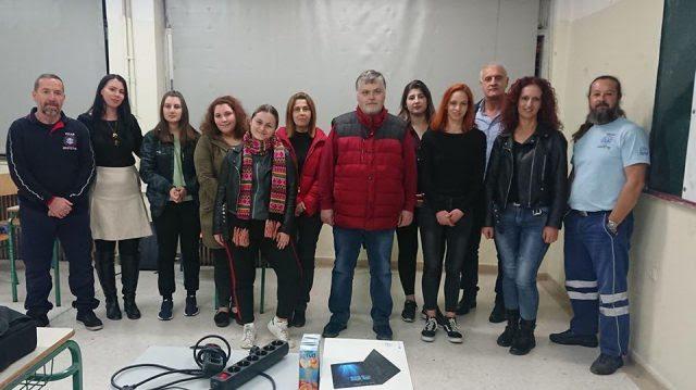Θεσπρωτία: Σεμινάριο εκπαίδευσης πρώτων βοηθειών στο Δ.ΙΕΚ Ηγουμενίτσας