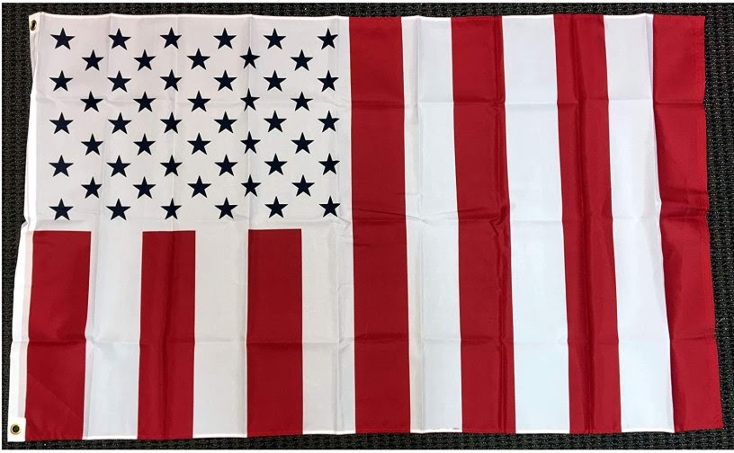 Usa Friedensflagge